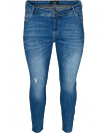 Zizzi Jeans, Crop, Sally Ex. Slim J10362A