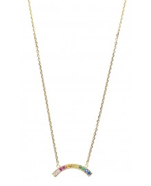 Pico Rainbow Halskæde H02003