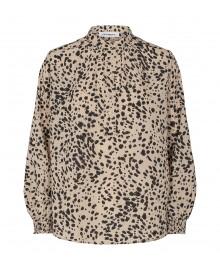 Co'couture Pauline Spot Shirt - Skjorte 95532