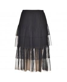 Gozzip Long Skirt - Nederdel G206056