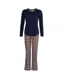 Lady Avenue Cotten Flannel Pyjamas 83-1062