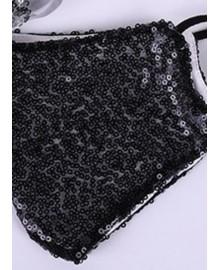Sequin Black