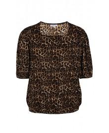 Zhenzi Blouse - Leopard Bluse 2510895