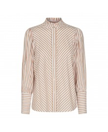 Co'couture Yvon Stripe Shirt - Skjorte 95553