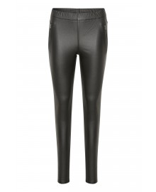 Kaffe Ada Coated Zip Leggings 10502829