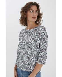 Fransa FRPEFLORAL T-shirt 20609236