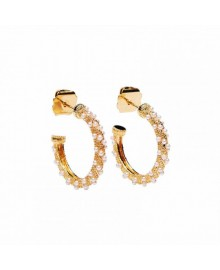 Pico Akoya Earrings - Øreringe K1037