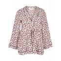 Zizzi MCharise L/S Kimono M50087C