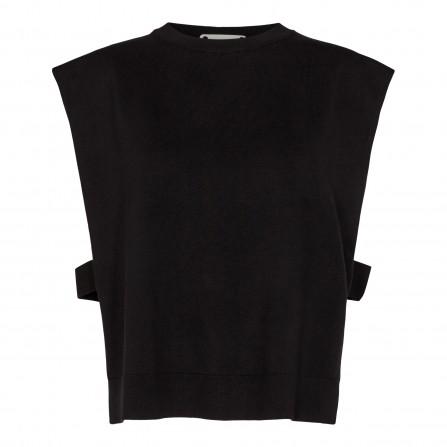 Co'couture Badu Knit Vest - Strikket Vest 92097