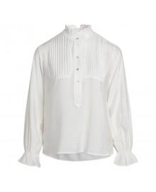 Co'couture Callum Pintuck Frill Shirt 95753