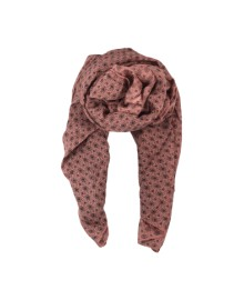Black Colour NEO BAROK scarf marsala 188116MA