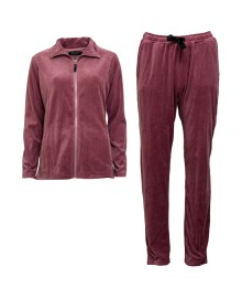 Decoy Velour Homewear sæt 88226