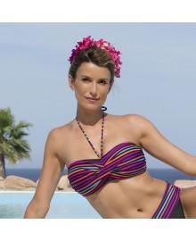 WIKI Bandeau bikini top 585-2491