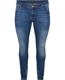 Zizzi Jeans, Long Molly Slim J99894A