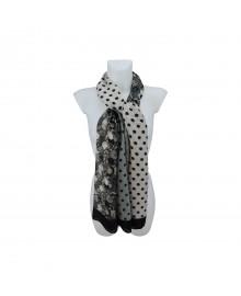 UPDATECPH Tørklæde - Black 17-X131