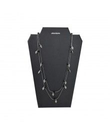 UPDATECPH Necklace - Dark Silver S-8257