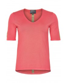 Culture Anne Marie Blouse V-hals 50105005 Sugar Coral