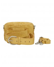 TimogSimonsen Anna Beltbag - Yellow 100x100 Anna-Croco-Yellow