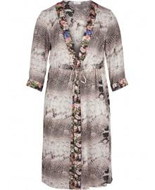 Zizzi XAndra 3/4 Kimono E05027A