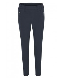 Kaffe Jillian Vilja Pants 10501106 Midnight Marine