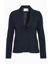 Kaffe Jillian Blazer 10550160 Midnight Marine
