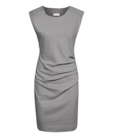 Kaffe India O-Neck 501002 Grey Melange