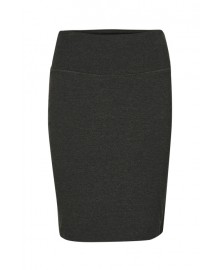 Kaffe Penny Skirt 501040 Mouse Grey Melange