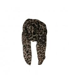 Black Colour LANA leo scarf grey 188155GR