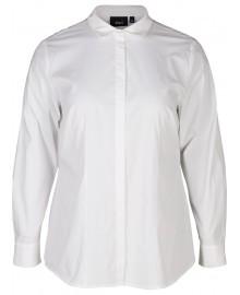 Zizzi Elina Office Shirt E02341A