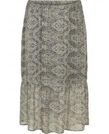 Zizzi MCAISLEY, Long, skirt M56127A