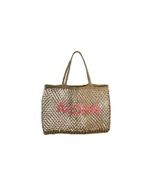 Black Colour Venice beach bag - Aloha 9180AL