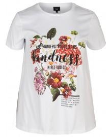 Zizzi XFILI, S/S, T-shirt X94183A