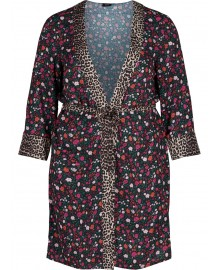 Zizzi Mfreja L/S  Kimono M56461F