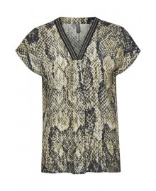 Culture CUandrea Snake Blouse 50105772