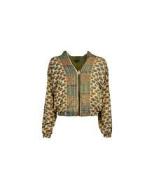 Black Colour LUNA jacket 9880DB