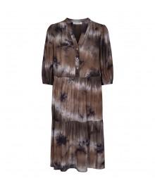 Co'couture Cream Tie Dye Dress 96169