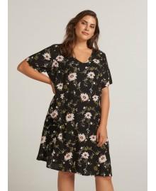Zizzi XMY Amy V-Neck Dress E01400R