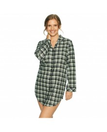 Lady Avenue Soft Cotten - Nightshirt 83-1025