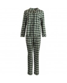 Lady Avenue Cotten Flannel Pyjamas 83-1028