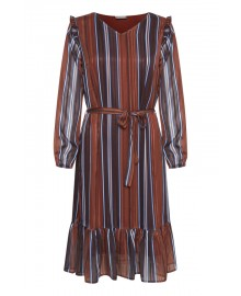Fransa FRGASTRIPE DRESS 20607300