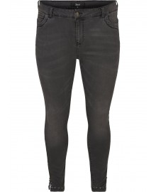Zizzi Jeans, Cropped Sally J10090A