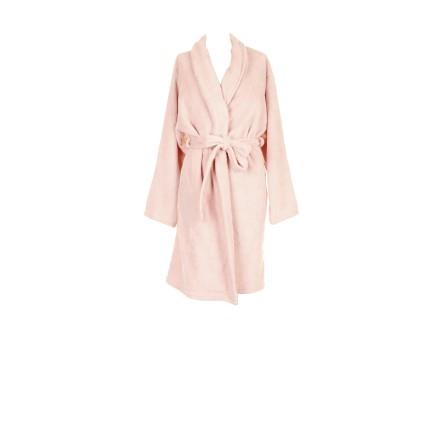 Missya Cornflocker fleece robe short 12969