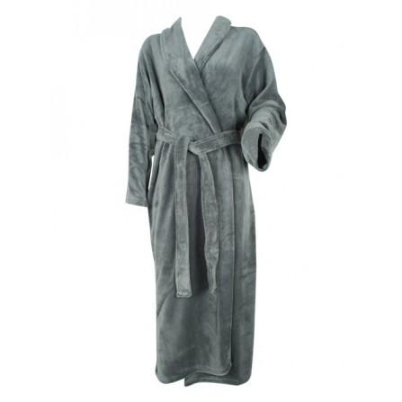 Missya Cornflocker fleece robe long 12968