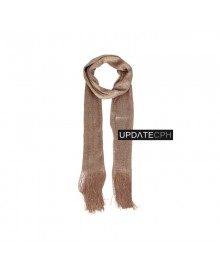 UPDATECPH Scarve - Taupe ST-130_Taupe