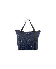 Black Colour ALLY shopper navy/silver 9148NS