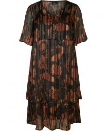 Zizzi XFilina 3/4 Dress X94204C