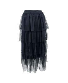 Black Colour AIDA Skirt 9809BL