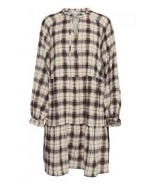 Ichi IXDARMA Frill Dress 20112187