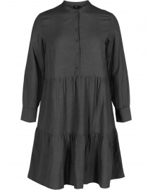 Zizzi Xandrina L/S Dress X94343A