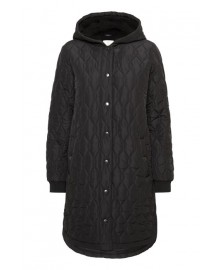 Kaffe KAsalle Quilted Coat w/hood 10551612